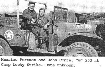 G Company 253d Infantry