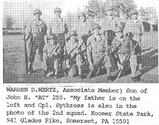 255th Antitank Platoon