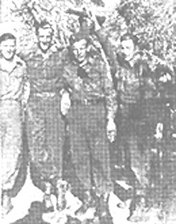 255th Infantry Soldiers
