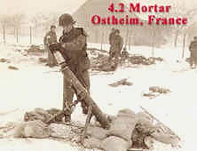 4.2 Mortar position Ostheim France