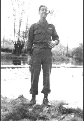 Ernie Forson A/254th