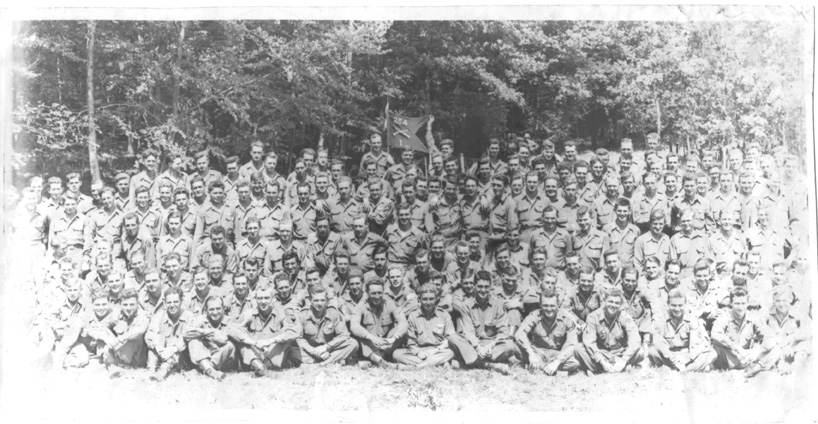 Company Photo I Company 254th Inf