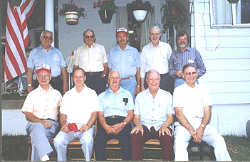 D/254th Infantry Slippery Rock Reunion