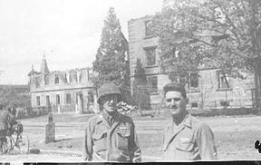 Col Tucker/Capt Piontek Rothernburg 254th Inf