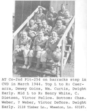 Antitank 254th Inf