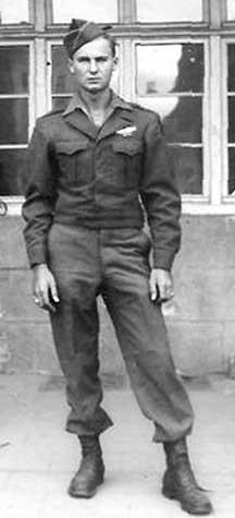 Pfc Bradshaw- I/253d Inf- Germany 1945