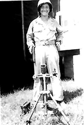Liquiori 253d Inf Regt Cp Van Dorn.MS