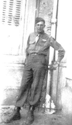 Sgt Joseph Hardee, G/255th Inf Regt- 1945