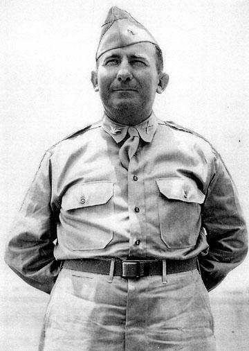 BG Frederick Harris ADC 63rd Inf Div Cp Van Dorn, MS 1944