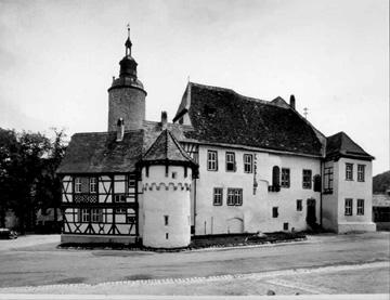 The Tauberbischofsheim Schloss