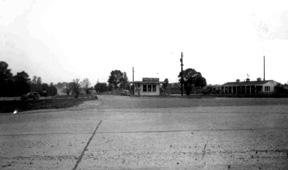 Main Gate, Cp Van Dorn, MS 1943