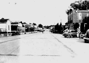 Main Street, Centreville, MS 1943
