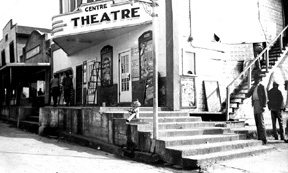 Centre Theater, Centreville, MS 1943