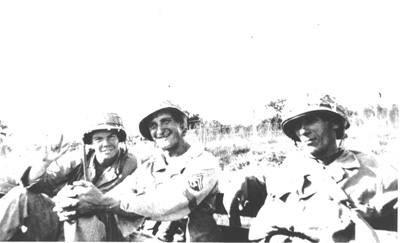 Pike, Stauble and Harris A/254th Inf