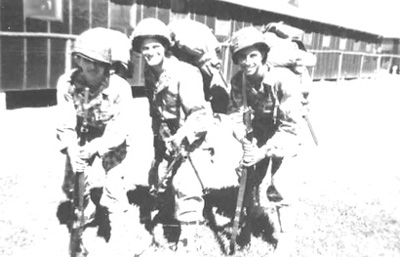 Fligger, DeBliss and Rand A/254th Inf