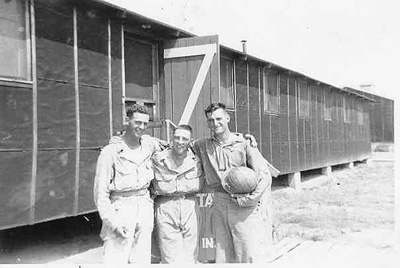 Williams, O'Sullivan and Stauble A/254th Inf