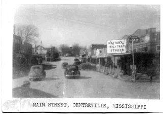 Centreville, MS 1943