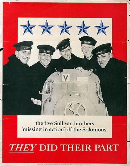 WWII Poster
