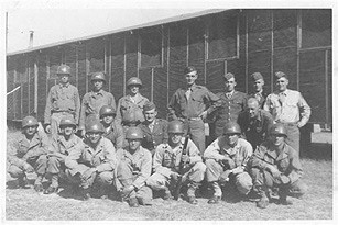 1st Platoon, A Company 253d Infantry at Camp 'Van Dorn