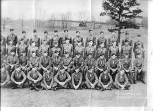 A/253d Inf Regiment (Right) Cp Van Dorn MS 1944