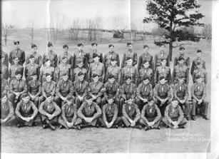 A/253d Inf Regiment (Right) Cp Van Dorn MS 1944