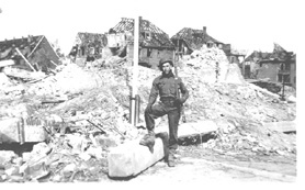 View of Stein Germany- 253d Inf