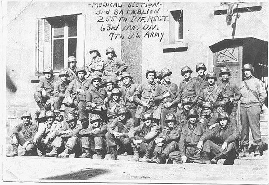Med Det 255th Infantry