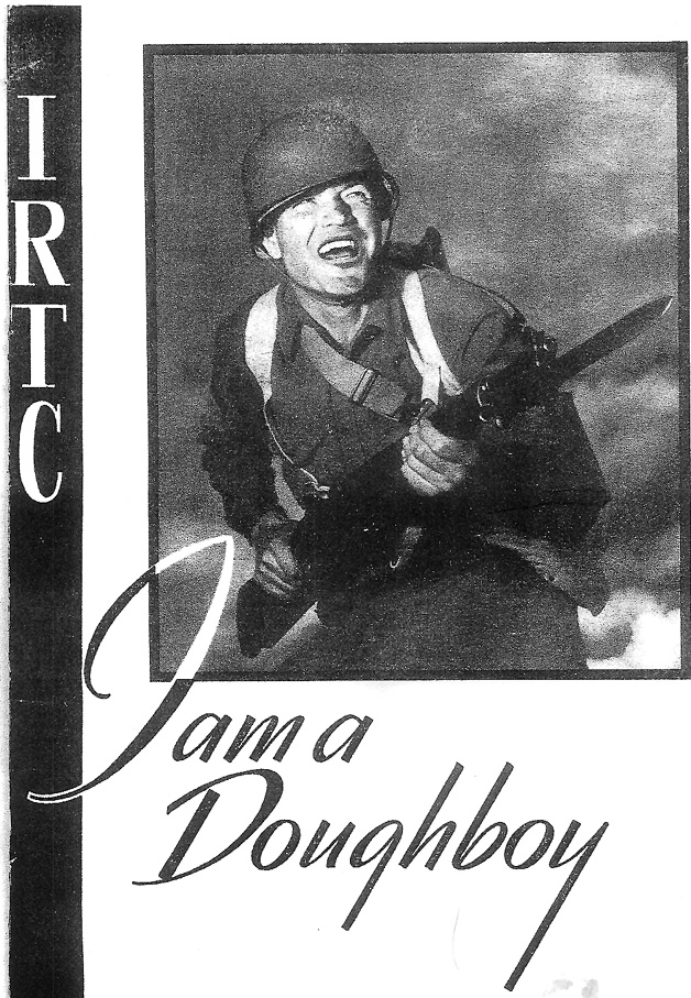 Cover Page I am a doughboy