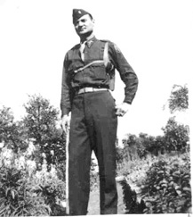 Lt Louis Viehl D and B 255th Inf