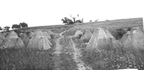 Break in Siegfried Line Tank Obstacle