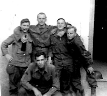 D/254th Inf Regt Germany 1945