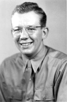 Pfc James H. Baehren B/253d Inf Regt