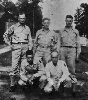 E/255th Inf Regt, Cp Van Dorn MS 1944