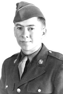 Pfc James D. Crum, Hq 3d Bn 253d Inf Regt