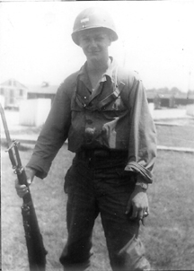 Daly, A/254th Inf Regt Apr 44