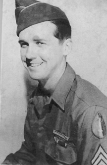 Sgt Clarence B. Gerity  C/253d Inf Regt