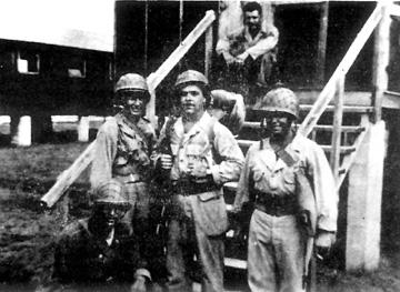 D/253d Inf Regt Cp Van Dorn, MS 1944