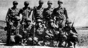 F/253d Inf Regt Germany 1945
