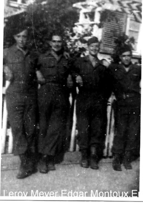 G/253d Inf, Bad Kuenzelsau, Germany May 1945