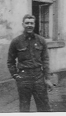 Peters  I Company 253d Inf Regt-1945