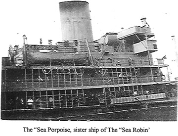 Sea Porpoise Troop Ship