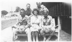 A Company 253d Personnel at Camp Van Dorn