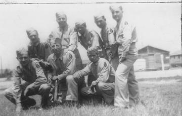 A/254th Infantry Regiment, 15 April 1944 Cp Van Dorn, MS