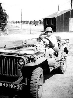Williams, Sv Co 254th Inf Regt Cp Van Dorn, MS 1944