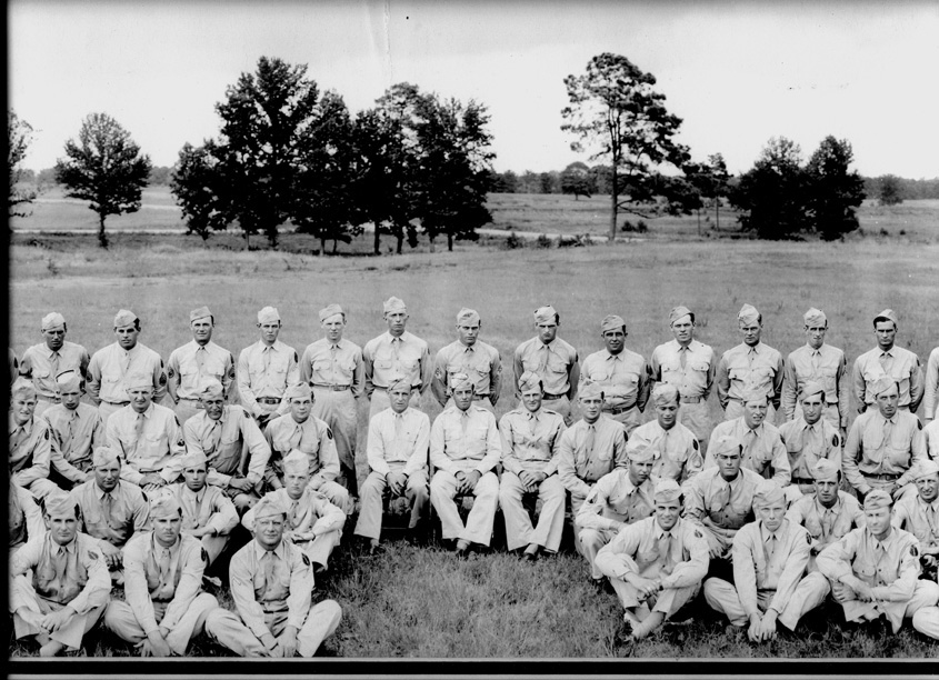 H Company 254th Infantry Regiment Cp Van Dorn, MS
