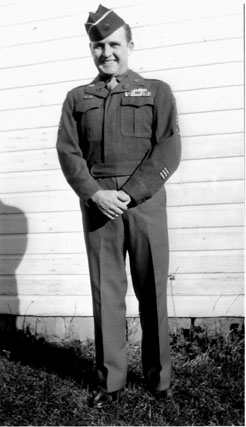 House, K/254th Infantry Regiment -Ft Dix, NJ 1946