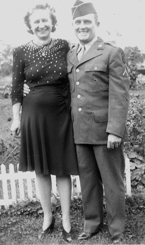 House/ K/254th Inf Regt on Furlough 1944