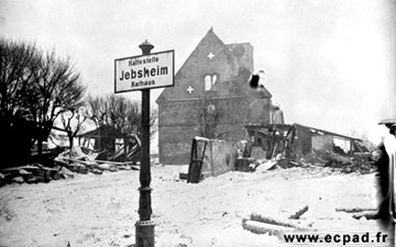 Jebsheim France 1945