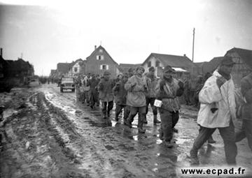 Jebsheim, France 1945