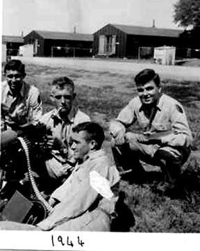 M/254th Inf Regt Cp Van Dorn, MS 1944